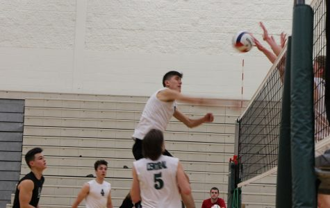 Volleyball works to improve record