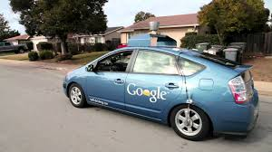 Google cars: The future of transportation