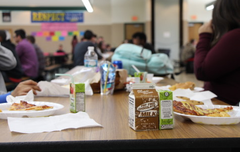 Strict guidelines dictate cafeteria