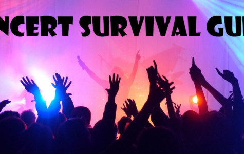 Concert Survival Guide