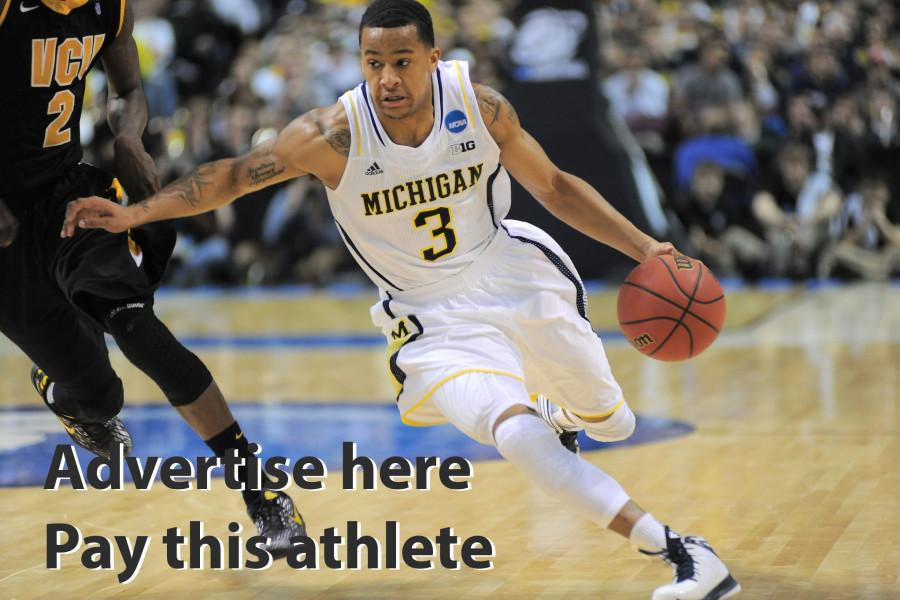 NCAA athletes should be paid for likeness