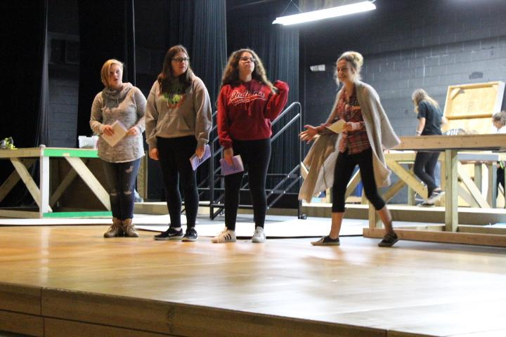 Anchors Aweigh sets sail for show
