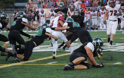 Varsity breaks losing streak