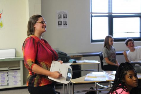 New teachers feel welcomed