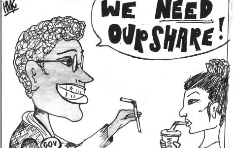 We Need Our Share