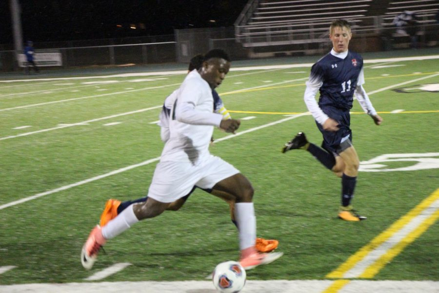 Soccer looks for conference win