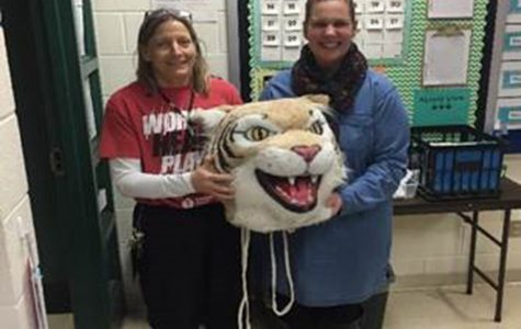 Wildcat head builds spirit