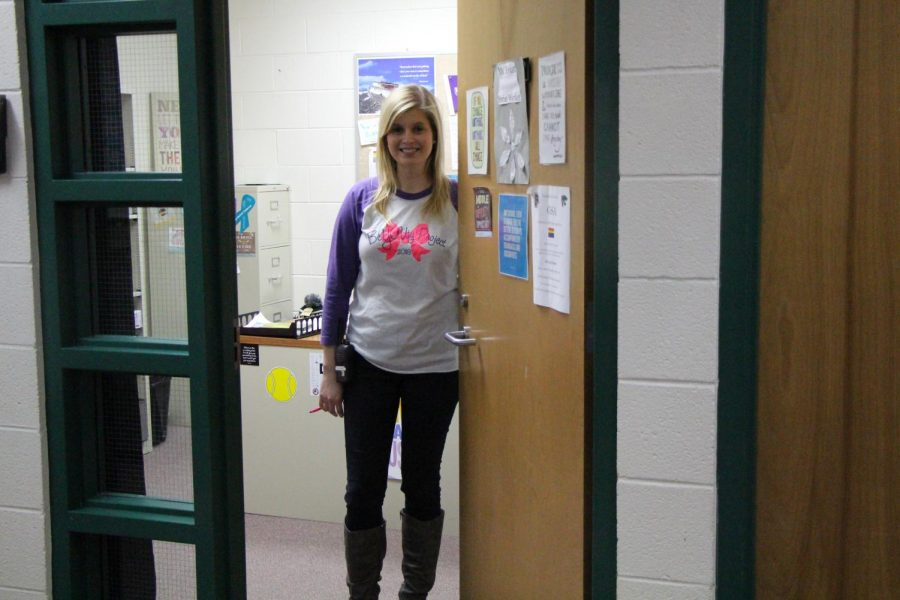 Social workers support students, staff
