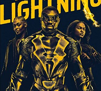Black Lightning strikes as new favorite superhero
