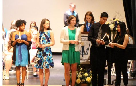 NHS To Induct New Members