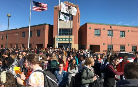 Students say enough is enough through series of protests