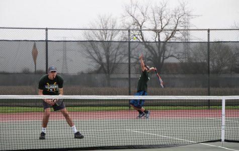 Boys tennis targets improvement