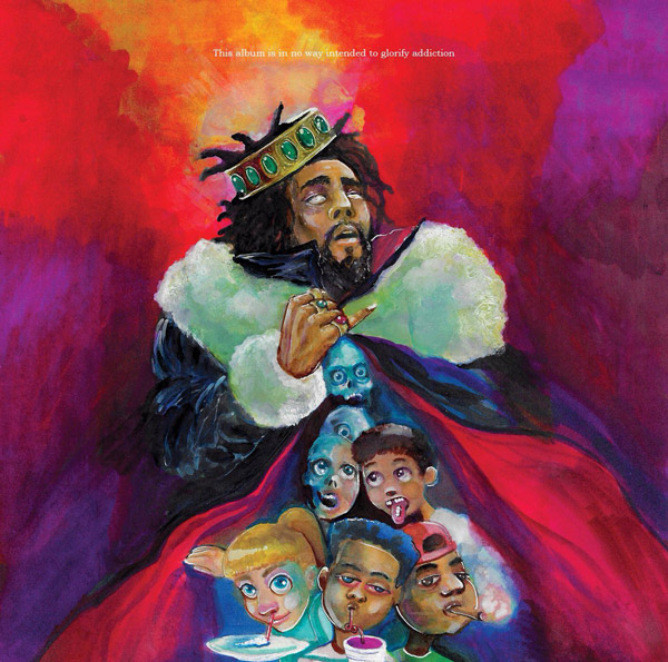 J. Cole returns in style with KOD