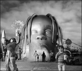 Astroworld astounds audience