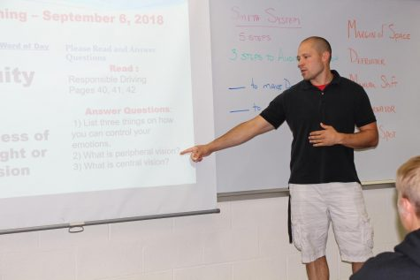 New teachers bring fresh perspective