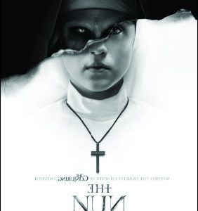 Strong plot, twist at end save Nun from mediocrity