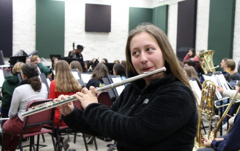 Students perform at music festival