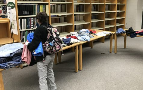 Wildcat closet provides free clothes to families