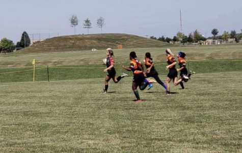 Girls rugby prepares for spring season