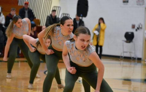 Poms team reaches state for 16th consecutive year