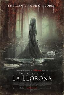 La Llarona cursed by mediocre concept