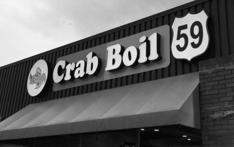 Seafood at your fingertips; Crab Boil 59 serves enjoyable meal