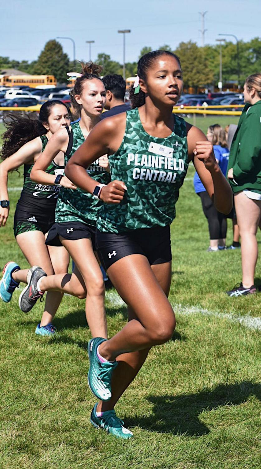 Alexis Fuqua, junior, placed 13th in Open Race at the Wildcat Cross Country Invite on Sept. 7