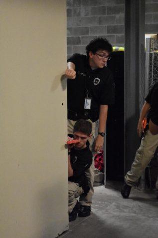 Law enforcement program aids students for future careers