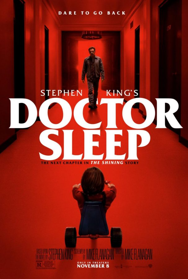 'Doctor Sleep' keeps eyes wide