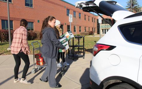 Annual food drive  supports needy families