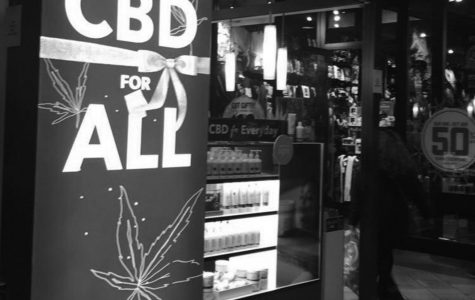 CBD oils are legal and currently sold in the Joliet mall and elsewhere.