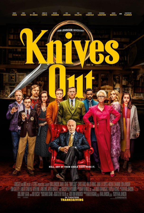 Knives Out kills genre cliches in fresh take on murder mystery