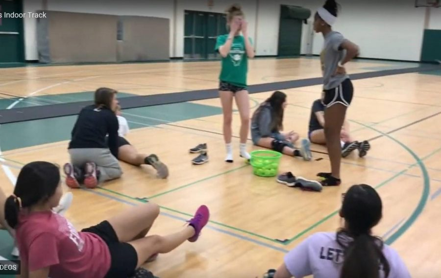 Girls indoor track expects strong season