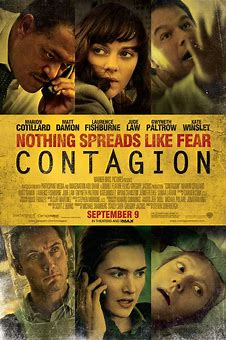 Contagion movie accurately simulates global pandemic response