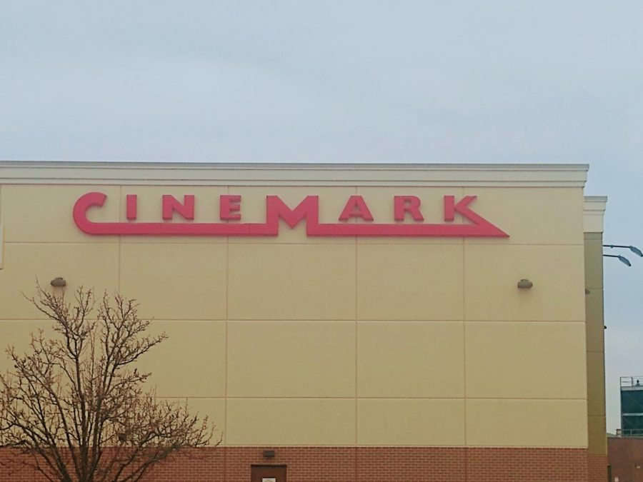 The Cinemark at the Louis Joliet Mall