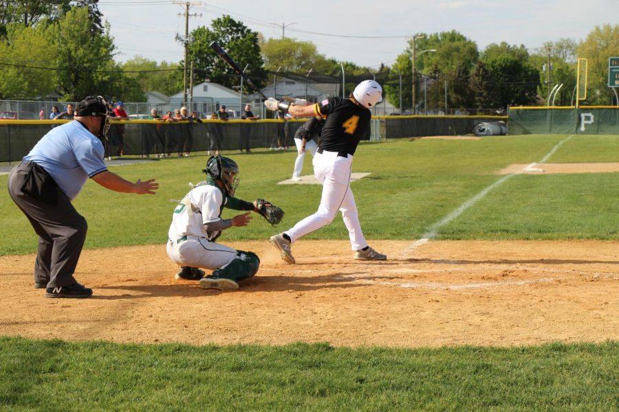 Boys+baseball+vs.+Reed+Custer